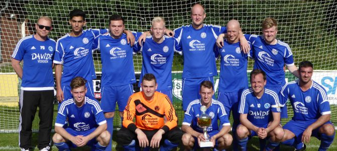 FC Verden 04 holt den Titel