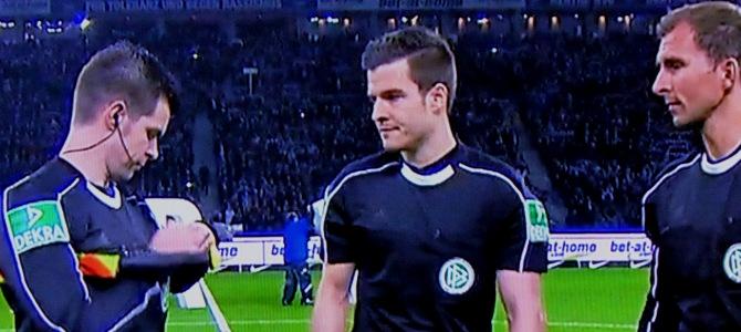 Bremen gegen Berlin mit Harm Osmers