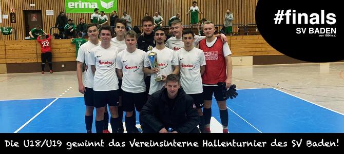 U18/U19 erfolgreich!