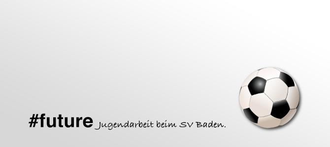Jugendarbeit beim SV Baden