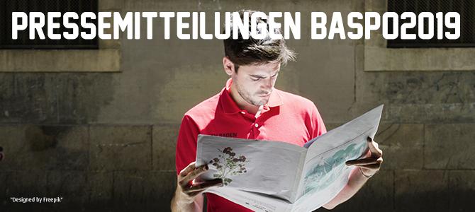 Zeitungsartikel etc. zur BaSpo2019