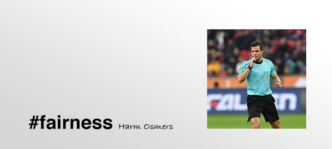 Schiedsrichter: Harm Osmers