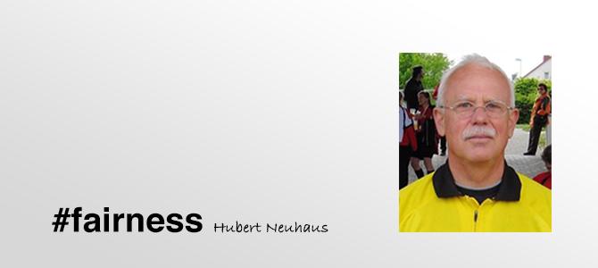 Schiedsrichter: Hubert Neuhaus