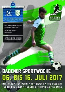 Badener Sportwoche 2017