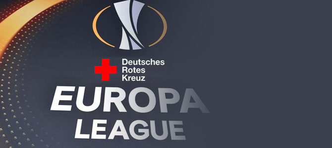 Dank euch in der Europa League!