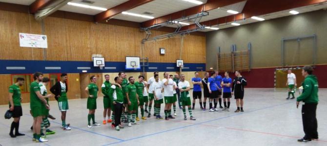Vereinsinternes Hallenturnier 2018